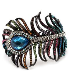 I would like to purchase this peacock cuff!  Let me know if you know how I can get it.  Thanks