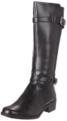 AK Anne Klein Womens Lissa BootBlack95 M US * Find out more about the great product at the image link.(This is an Amazon affiliate link)