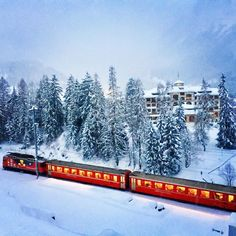 #switzerland #graubünden #bergün #swisstourism #rhb #railway #swissrailway #kurhotelbergün #snow #holidaysinswitzerland #holidaysathome Snow, Train, Outdoor, Instagram, Outdoors, Outdoor Games, The Great Outdoors, Strollers, Eyes