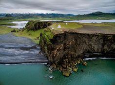 Путешествие по Исландии Якуба Поломски - Bird In Flight
