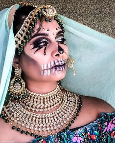 Hi angels . I hope everyone had a happy Diwali and saal Mubarak ♥️ my Halloween spooky week is back on track and today I am introducing to…