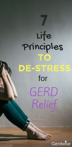 Do you lead a stressful life and suffer from chronic GERD (gastroesophageal reflux disease)? Several studies have confirmed that stress can cause acid reflux symptoms and even. How To Relieve Heartburn, Heartburn Symptoms, Reflux Symptoms, Heartburn Relief, Chronic Heartburn, Heartburn Medication, Gerd Symptoms, Treatment For Heartburn, Tips