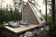 Weekend Cabin: Nido, Finland