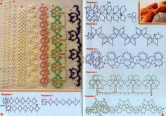 pretty tatting - free tatting patterns