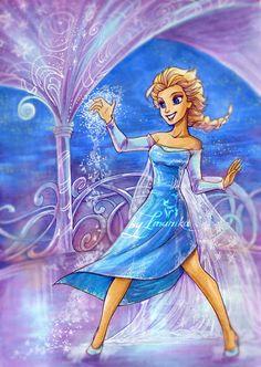 Elsa's Powers!!!!!
