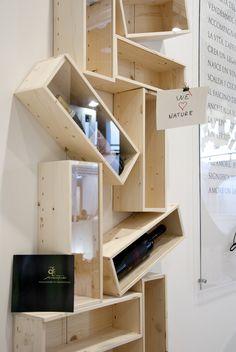 diVina display by design studio @ pad 5 stand Stand Design, Verona, Furniture Design, Shelves, Display, Wine, Cabinet, Studio, Storage