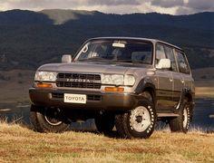 Toyota Land Cruiser                                                                                                                                                                                 More