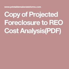 marketing cost analysis pdf