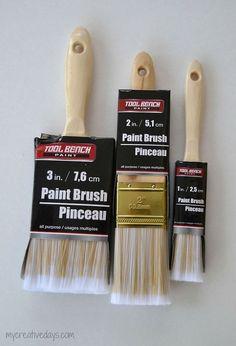 Paint Brush Santas*this is happening!!