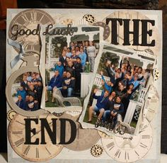 Lenas kort: The End The End, Photo Wall, Doodles, Baseball Cards, Frame, Decor, Picture Frame, Photograph, Decoration