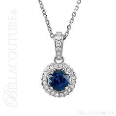 BELLA COUTURE ® - (NEW) Bella Couture® Fine Sapphire