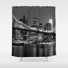 Buy Shower Curtains featuring night by haroulita. Made from 100% easy care polyester our designer shower curtains are printed in the USA and feature a 12 button-hole top for simple hanging.