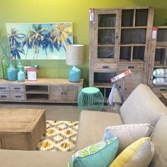 Check out this OZ coast display at our NEW West Gosford store on the Central coast with our saxony collection in brushed coast and the amazing palm wallart! @ozdesignfurniture #ozdesign #ozdesignfurniture #gosford #westgosford #centralcoast #interiors #coast #design #style #furniture #styling #home #livingroom #livingspace #palm #palmtrees #interiordesign #design #L4L #FF #furniture