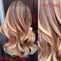 I love this blended colors I created using @Kenra Professional Professional colors ~@Guy Tang Hair Artist blend color, kenra hair color, profession color