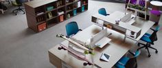 bivi by turnstone is the ultimate modern office desk