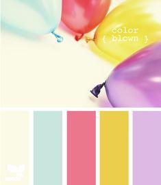color blown