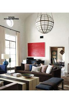 Ellen Pompeo's Los Feliz Home Is Anything But Grey+#refinery29