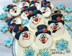 Jill FCS:  Frosty the Snowman
