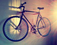 bike rack wall mounting