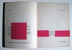 Pense-Bête, 1964, by Marcel Broodthaers