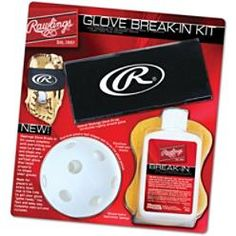 Rawlings Glove Break-In Kit | Softball.com