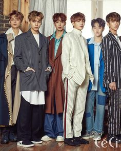 Seventeen: some look like gentlemen, and others look like they just got out of bed, poor dears. Carat Seventeen, Seventeen Album, Seventeen The8, Seventeen Memes, Mingyu Wonwoo, Seungkwan, Woozi, Hip Hop, Kpop