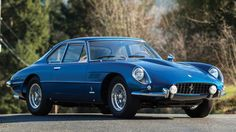 Ferrari 400 Superamerica Aerodinamico fetches record $4.4M