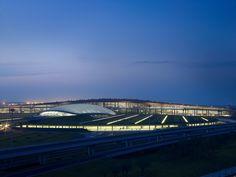 Beijing Capital International Airport T3