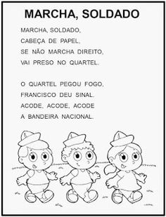 ESPAÇO EDUCAR: APOSTILA 50 MÚSICAS INFANTIS PARA BAIXAR EM PDF Kids Songs, Diy For Kids, Homeschool, Fictional Characters, Myla, Teacher, Cursive Alphabet, National Flag