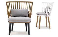 andreu world nub chair small swivel - Google Search