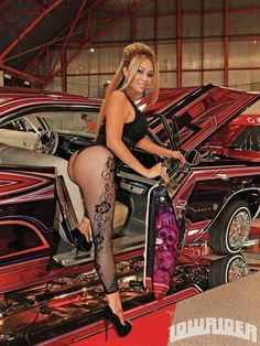 Phrase and Sexy lowrider girl drawings regret