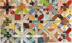 japanese x & 0 quilts   japanese (x) and (+) quilt by capture1 on flickr.