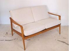 Diseño escandinavo - Sofá : Va de retro, MOBILIARIO VINTAGE Y RETRO.<BR/>Muebles industriales de fábrica y de oficio, design escandinavo, muebles de los años 50 …