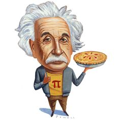 "Tomorrow's ""Pi Day"" will be more than just March, 14 (03-14) - there will be 10 digits of pi! There won't be another day like that for 100 years"