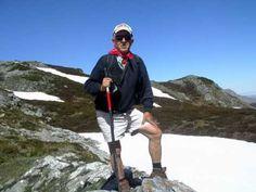 Miguel el Montañeru de Alta Montaña el Solitariu en Vegarada