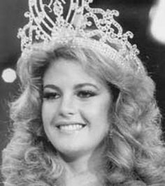 Miss Universo 1981 de Venezuela  Irene Saez