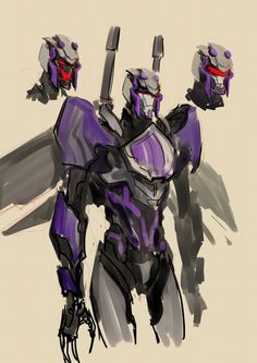 9 Trillion Names Transformers Decepticons, Transformers Characters, Transformers Prime, Gi Joe, Robot Concept Art, Dc Movies, Cartoon Games, Sound Waves, Just In Case