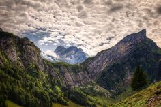 HDR Appenzell. by sandrotto, via Flickr