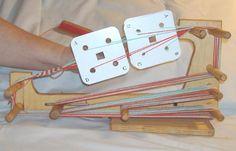 Warping Your Mini Card Loom