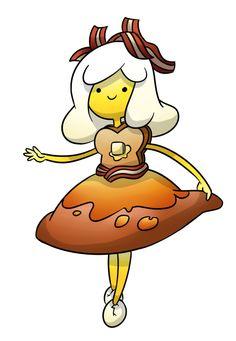 Breakfast Princess - Adventure Time