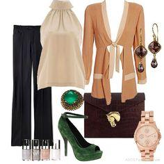 professional reception evening wear