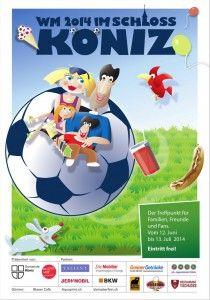 Fussball WM 2014 - Public Viewing in Zürich, Basel, Bern, Luzern Basel, Soccer Ball, Public, Family Guy, Character, Lucerne, Switzerland, European Football, European Soccer