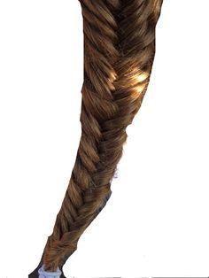 OMG! My friends braid by me!