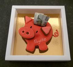 Cookies - money pig