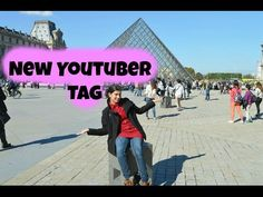 New youtuber tag