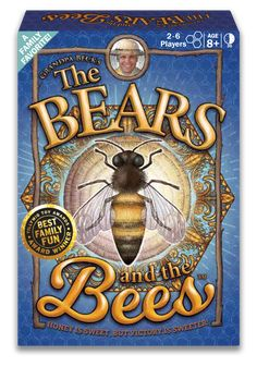 The bears and the bees Game: The Bears and the Bees (Grandpa Beck's) Players: 5 Time: Age: Difficulty:. Family Game Night, Family Games, History Books, Art History, Kings Card Game, Bee Games, King Card, Games To Play With Kids, Work Family