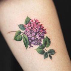 """More Hydrangea flower! Tattooing a hydrangea flower is - Modern Forarm Tattoos, Body Art Tattoos, Small Tattoos, Sleeve Tattoos, Hydrangea Tattoo, Hydrangea Flower, Hydrangeas, Butterfly With Flowers Tattoo, Flower Tattoos"