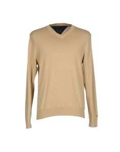 TOMMY HILFIGER Sweater. #tommyhilfiger #cloth #top #pant #coat #jacket #short #beachwear