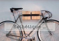 Bike rack by BicycleCorner on Etsy, €49.00