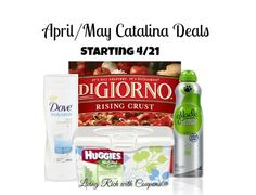New April/May Catalina Deals Starting 4/21 - http://www.livingrichwithcoupons.com/2014/04/new-aprilmay-catalina-deals-starting-421.html